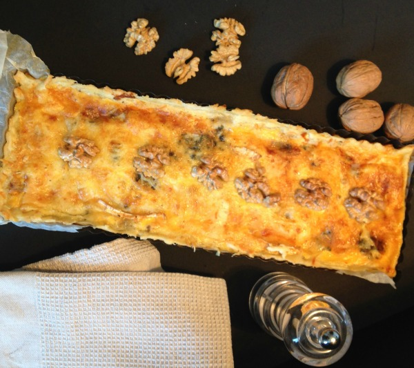 quiche quesosynueces